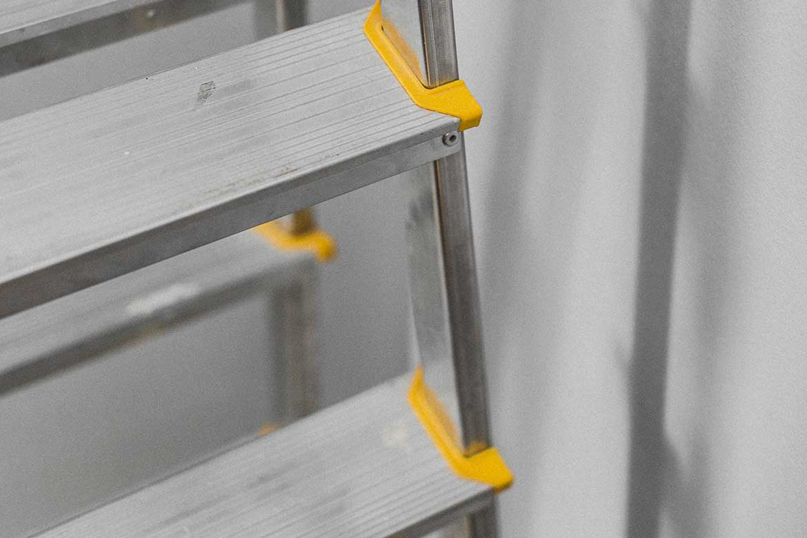 The 10 Rungs (And Rules) Of Ladder Safety image