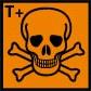 coshh symbol very toxic