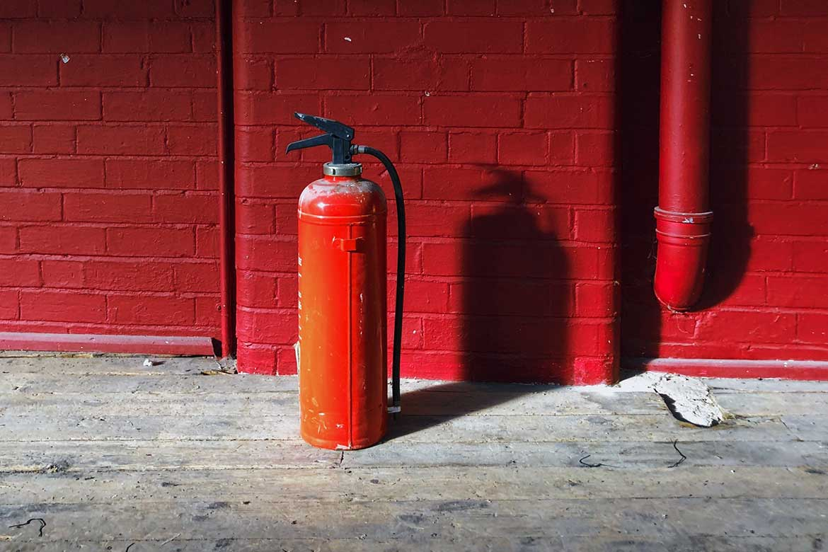 What Type Of Fire Extinguisher Should You Use On Construction Sites? image